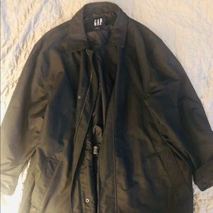 Gap Mens All Weather Jacket
